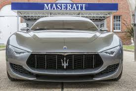 maserati concept cars maserati alfieri concept headed to production as pure electric car