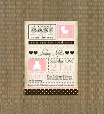create vintage baby shower invitations templates ideas all