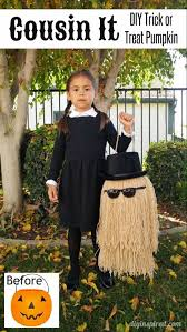 Halloween Costume Wednesday Addams Detailed Step Step Tutorial Diy Cousin Trick Treat
