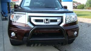 episode 207 2009 2011 honda pilot bull guard installation youtube