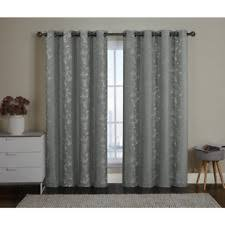 Home Classics Blackout Curtain Panel Victoria Classics Unlined Panel Ebay
