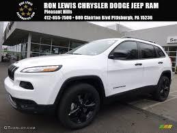 jeep cherokee sport interior 2017 2017 bright white jeep cherokee sport 4x4 119553347 gtcarlot