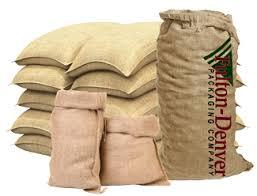 bulk burlap bags fulton companies burlap bags