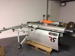 Markfield Woodworking Machinery Uk by New Robland Nxz Panel Saw 3300 Vat Ebay