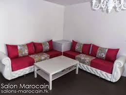 tissu salon marocain moderne les canapes marocains u2013 chaios com