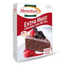 extra moist chocolate cake mix