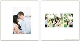 engagement photo album engagement album design li221014 06 plumeria album design