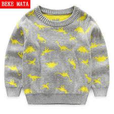 Sweater Toddler Beke Mata Knitted Toddler Boy Sweater Casual 2017