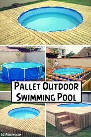 Cool Swimming Pool Ideas by The Best 12 Diy Pool Ideas Palety Pinterest Diy Pool