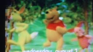 Opening To Rolie Polie Olie Halloween Vhs by Pooh Friendship Day Promo 2001 Youtube