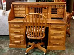 Antique Roll Top Desk by Oak Roll Top Desk U0026 Chair I U0027d Also Have A Matching 2 Drawer