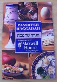 haggadah maxwell house 2003 passover haggadah maxwell house coffee kosher prayer book