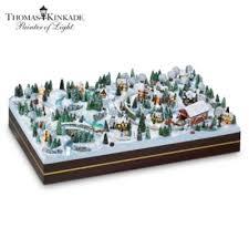 kinkade miniatures collection