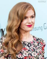 gatsby hairstyles for long hair isla fisher long gatsby hairstyle with old fashioned waves