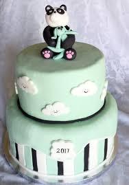 panda baby shower cake story kay cake designs