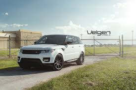 range rover sport custom wheels range rover sport velgen wheels vmb9 matte gunmetal 22x10 5