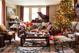 christmas decor in the home decorating christmas trees traditional home