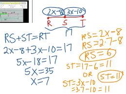 Angle Addition Postulate Worksheet Answers Showme Geometry Segment Addition Postulate