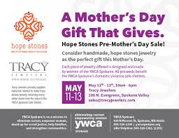 mothers day jewelry sale stones s day sale may 2017 ywca spokane