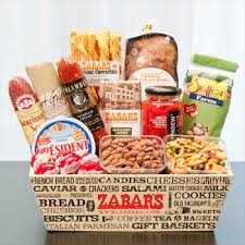 zabar s gift basket zabar s s day gifts at zabars