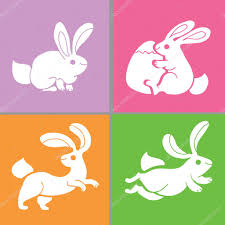 funny bunny clip art to color u2013 clipart free download