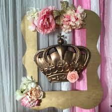 royal princess baby shower home design ideas
