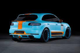 Porsche Macan S - porsche macan s diesel by hamanntuningcult