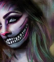 Cheshire Cat Halloween Costume Ideas Maquillaje Halloween Gato Cheshire Makeup