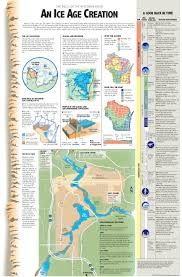 Map Wisconsin Dells by Visual Storyteller The Clarity Of Thought The Magic Of Imagery