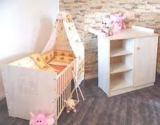 babyzimmer weiß grau baby komplettzimmer ebay