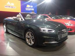 audi a5 roof 2017 audi a5 cabriolet front three quarters right side roof