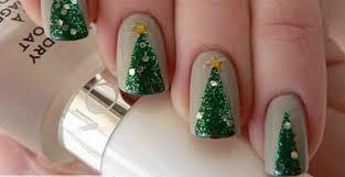 festive christmas nail designs 2014 step by step tutorial nail