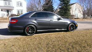 2012 mercedes e63 amg for sale 2012 steel gray metallic mercedes e63 amg performance package