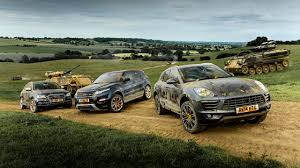 first porsche ever made porsche macan vs audi sq5 vs evoque