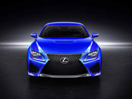 lexus rcf blue lexus rc f review business insider