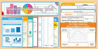 ks2 statistics primary resources data graphs page 4