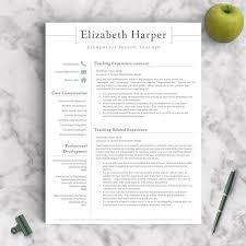 Example Of Teachers Resume by 25 Best Teacher Resumes Ideas On Pinterest Teaching Resume