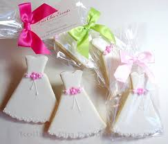 bridal shower favors wedding cookies wedding cookie favors decorated wedding cookies