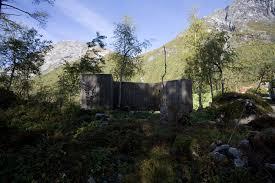 Ex Machina Waterfall Juvet Landscape Hotel By Jenson U0026 Skodvin Gudbandsjuvet Norddal