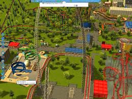 Six Flags Acrophobia Six Flags Over Georgia Roller Coaster Tycoon Project