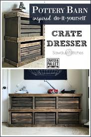 Best 25 Pottery Barn Inspired Best 25 Pallet Dresser Ideas On Pinterest Pallet Furniture
