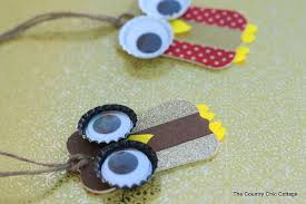 washi owl ornaments the country chic cottage