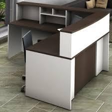 Receptionist Desk Furniture Reception Desks U0026 Suites You U0027ll Love Wayfair