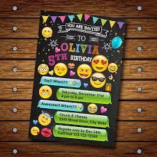 best 25 emoji invitations ideas on pinterest birthday emoji