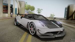 pagani gta 5 pagani huayra bc 2016 for gta san andreas