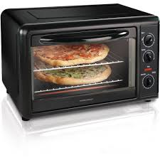Walmart Toaster Oven Canada Hamilton Beach Countertop Oven With Convection U0026 Rotisserie