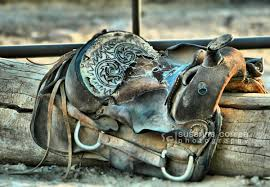 equine home decor old horse saddle for the horse lover fine art photography