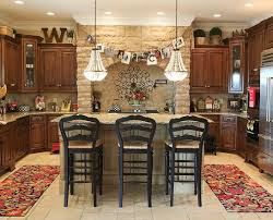 decorating kitchen wondrous decorating ideas for above kitchen cabinets best 25