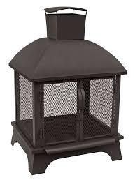 Pagoda Outdoor Furniture - landmann redford steel wood burning pagoda u0026 reviews wayfair