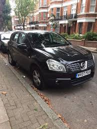 call 0746054953 nissan qashqai 1 6l 2007 black full panoramic